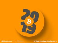 Bitcoin 2019 Coaster
