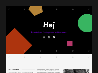 Portfolio web portfolio