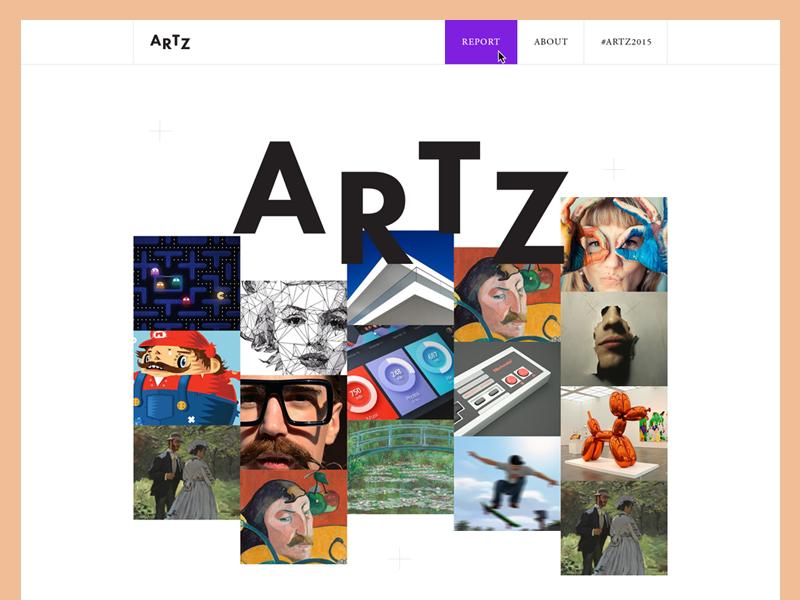 ARTZ art visual