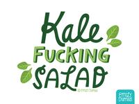 Kale Fu%$ing Salad