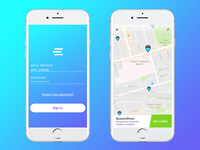 Totally Hypothetical Bike Share App