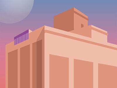 Minimalist Landmarks on Skillshare design drawing landmarks skillshare minimalist vector illustration illustrator