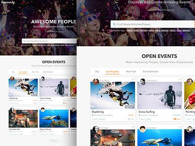 Home Page web web design graphic design user experience design ux design ux product design user interface design user interface flat ui design ui
