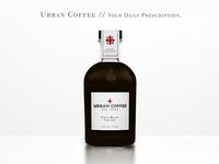 Urban Coffee Package Design & Rebrand