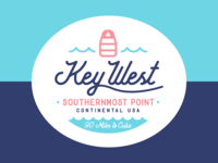 Key West Badge