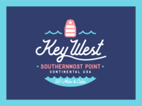 Key West Badge | Alternate Layout