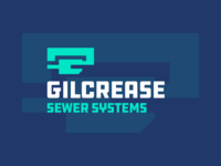 Gilcrease Sewer Systems | Logo Exploration