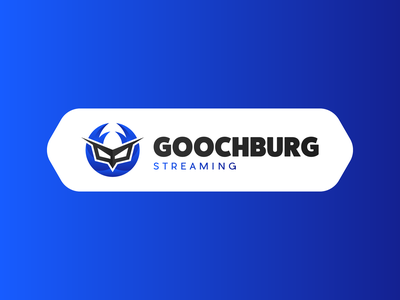 Goochburg Streaming | Twitch Streamer Logo gamers gamer logo gamer gaming owl logo owl badge logo design branding logo design modern clean simplistic professional gamer online gaming game streamer online streamer mixer logo twitch.tv twitch logo twitch steamer