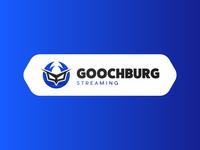 Goochburg Streaming | Twitch Streamer Logo