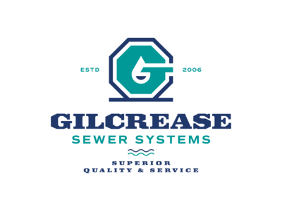 Gilcrease Sewer Systems | Final Logo