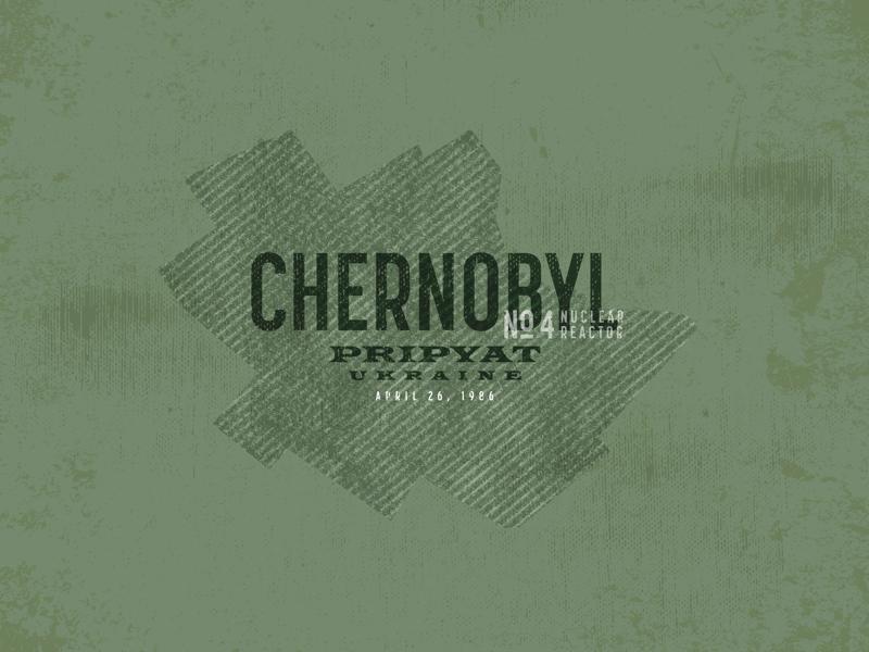 Chernobyl   Remembrance remembrance power plant nuclear old vintage grunge map flat design logo chernobyl disaster hbo ukraine pripyat chernobyl
