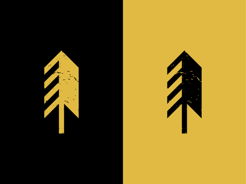 Shady Pines Blacksmithing craft handcrafted handmade outdoors explore logo design logo forge metallic woods distressed vintage blacksmith blacksmithing iron weathered badge metal pine tree