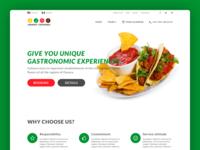 UI Gourmet Experience