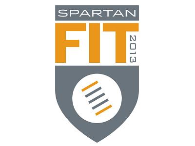Lyceum Spartan Fit Logo logo