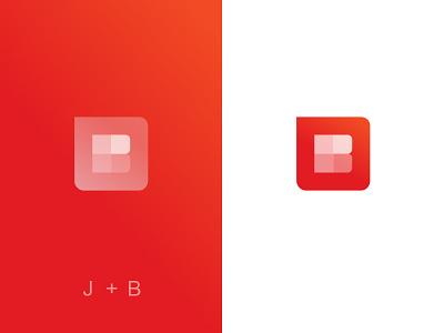 James Boross Branding wip brand monogram logo identity rebrand digital clean branding