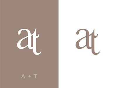 Annalise Tovey Branding wip rebrand monogram logo identity fashion elegant clean brandmark branding brand