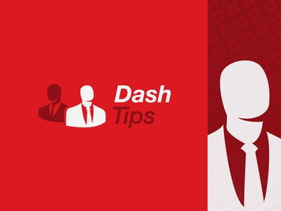 Dash Tips Branding WIP business illustration wip smart simplicity bold red logo identity branding app betting