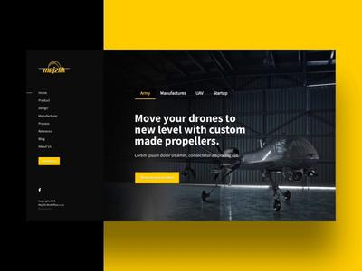 Mejzlik.eu - Carbon Propellers Homepage