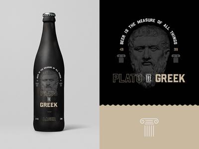Plato the Greek