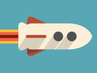 FOWD rocket