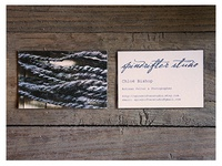 Spindrifter Studio Business Cards