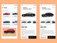 Car Booking App (Mobile)