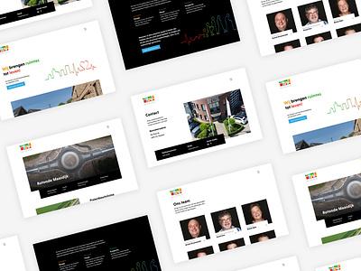 Web design for engineering firm Atab webdesigns webdevelopment front-end developer agency webdesign web uxuidesign ux ui design
