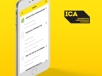 ICA Quiz ica quiz quiz design graphic app design cards flat graphic design interface ui ux