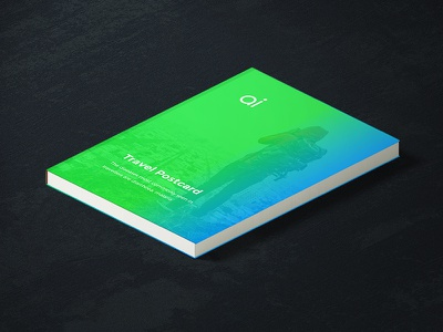 Colours AI Identity - Book product artificial intelligence typography design graphic identity colours ai ai cover book