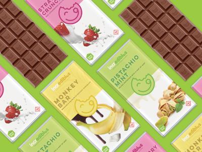 Branding & Packaging Design for Marijuana Edibles Company