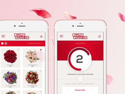 Blume 2000 Concept App