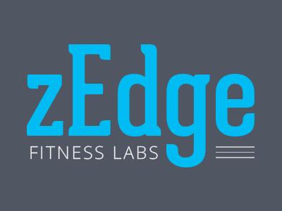 Z Edge Fitness Labs Logo
