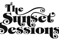 Identity for The Sunset Sessions (Lifestyle+vintage fashion)
