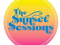 Identity for The Sunset Sessions (Lifestyle & vintage fashion)