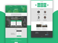 Green Agrum - Homepage