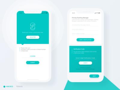 Business iOS App
