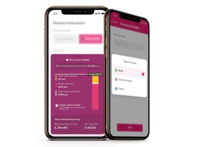 Pension App