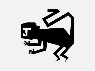 Savanna symbols monkey icon savanna natural design graphic minimal animal symbol logo