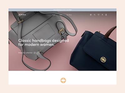 Jemma homepage