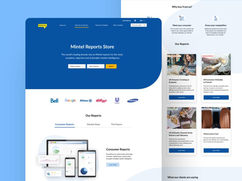 Ecommerce redesign figma homepage uiux ux ui redesign ecommerce digital design web design market research ux designer ui design
