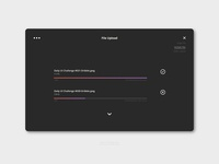 Daily UI #31 - File Upload