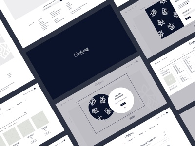 Creations By Clodagh | The UX Studio ecommerce design illustration web typography branding web design visual designer portfolio website ui digital design design