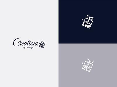 Creations By Clodagh | The UX Studio icon typography illustration logo branding visual designer portfolio design