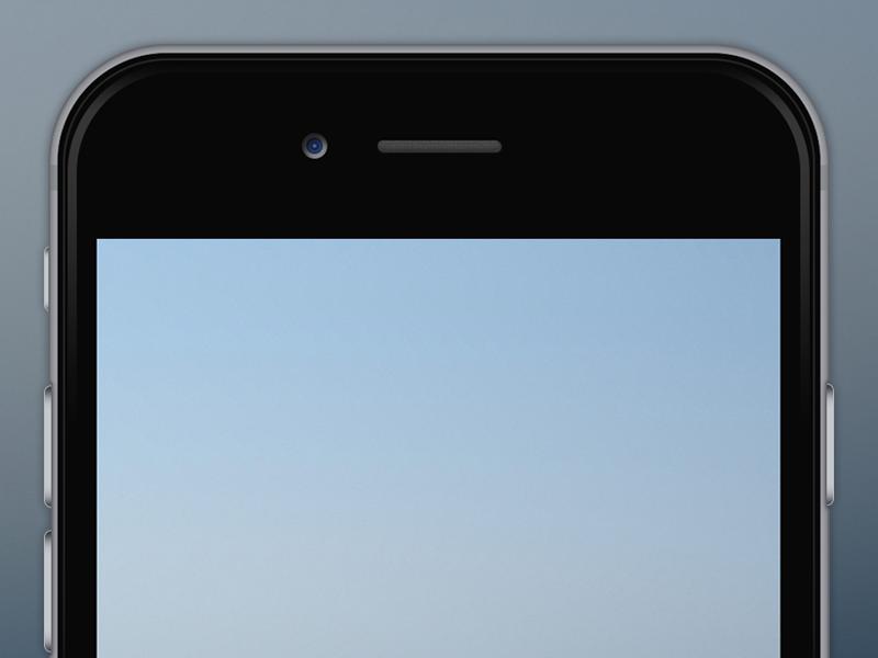 Iphone6 shot