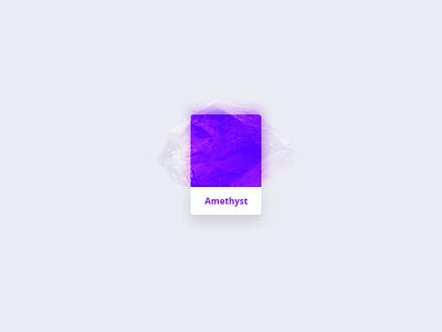 Amethyst Core wip system purple clean bgmrodotec