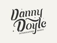 Danny Doyle Magician Logo