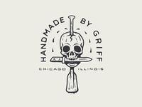 Handmade by Griff Logo