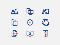 Business Services Icon-pack