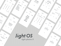 Light OS - Light Phone II