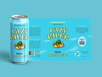 Lazy River - IPA Session Ale
